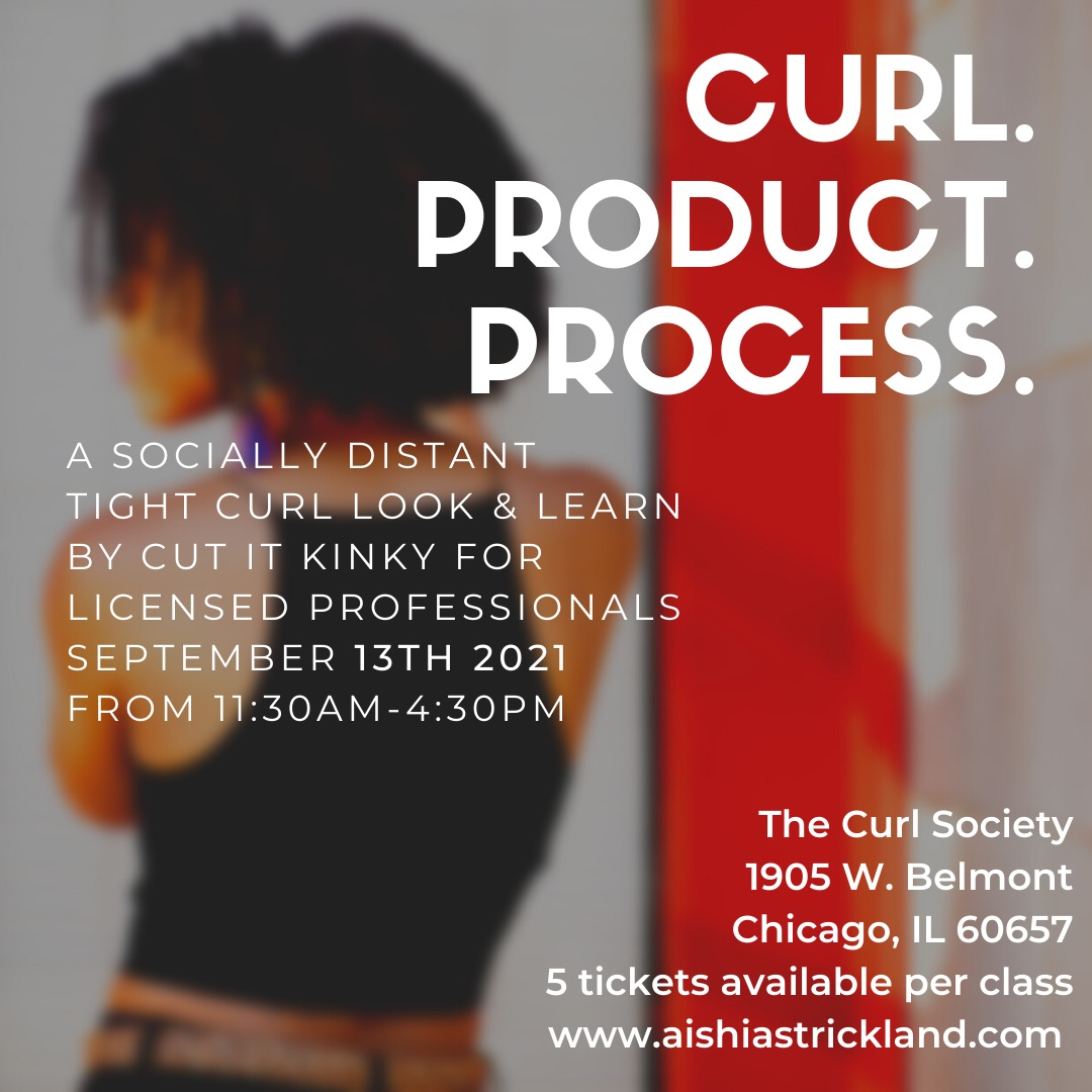 Curl Product Process Chicago